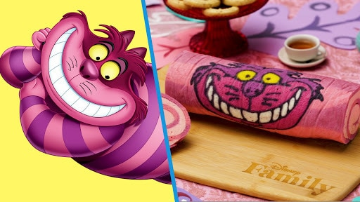 Cheshire Cat Cake Roll | Dishes by Disney by Disney Family