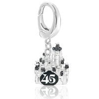 Magic Kingdom 45th Anniversary Charm - Walt Disney World - Disney Designer Jewelry Collection