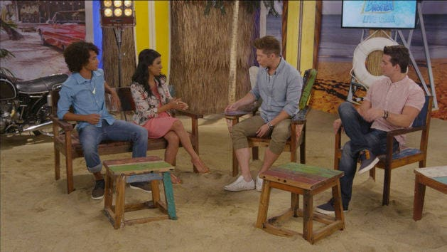 Teen Beach Movie Live Chat Part 3
