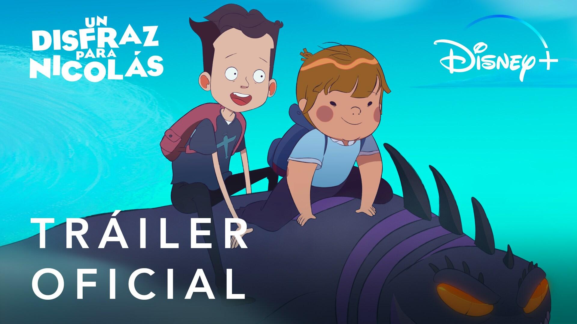 Un Disfraz Para Nicolás | Trailer | Disney+