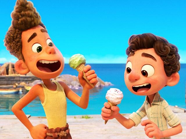Luca - Trailer del film e data d'uscita | Disney