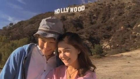 Hollywood Montage - Starstruck Clip