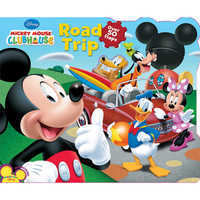 Image of Mickey Mouse Clubhouse Road Trip Book # 1
