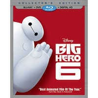 Image of Big Hero 6 Collector's Edition Combo Pack # 1