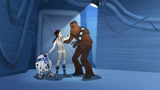 "5 Highlights from Star Wars Forces of Destiny: ""Beasts of Echo Base"""