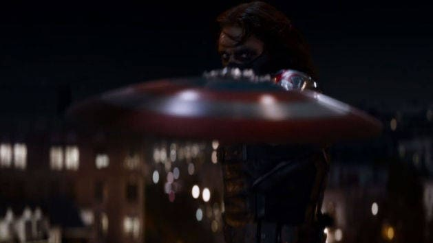 Marvel's Captain America: The Winter Soldier - In Pursuit