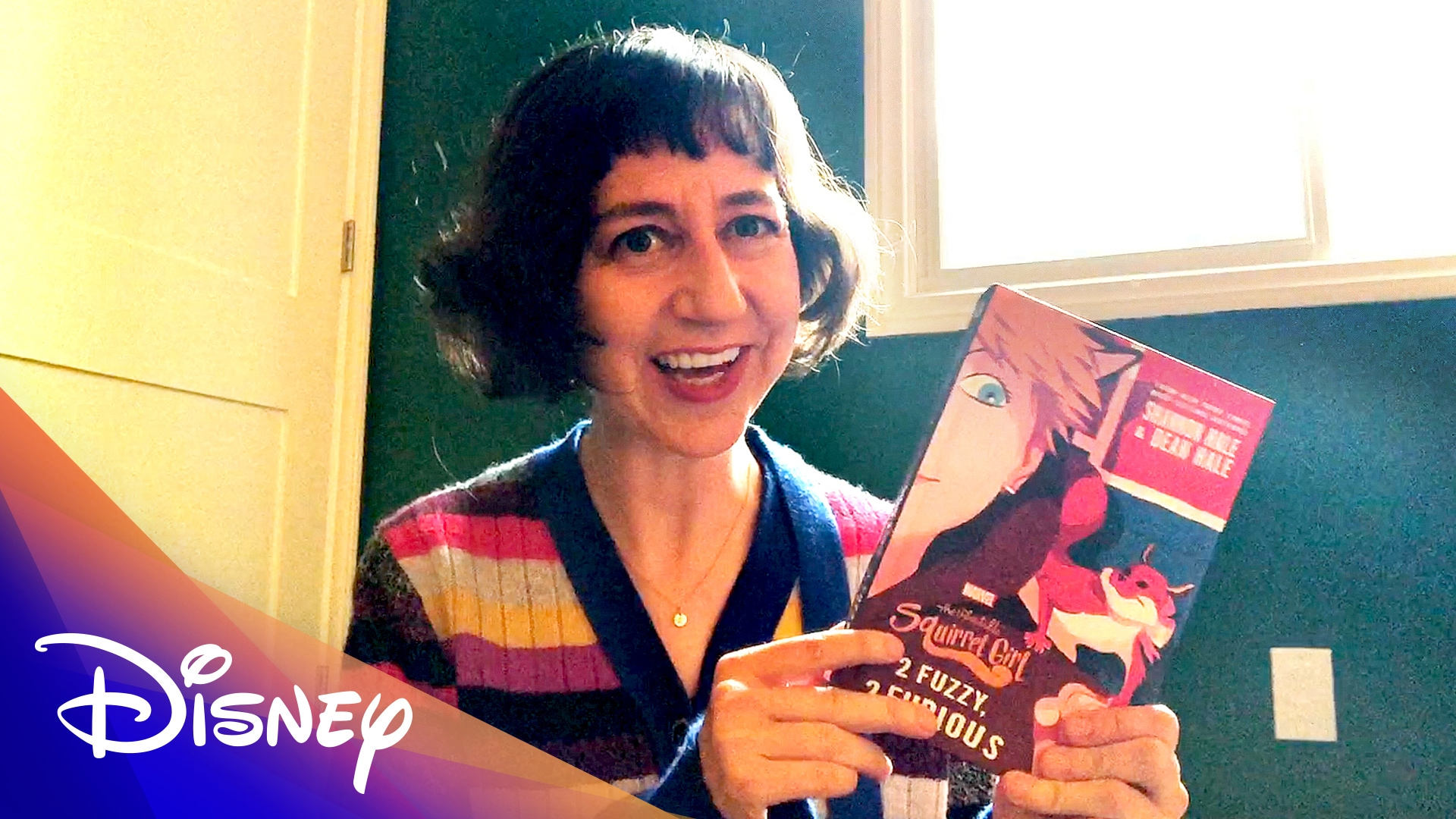 Storytime with Kristen Schaal | Disney