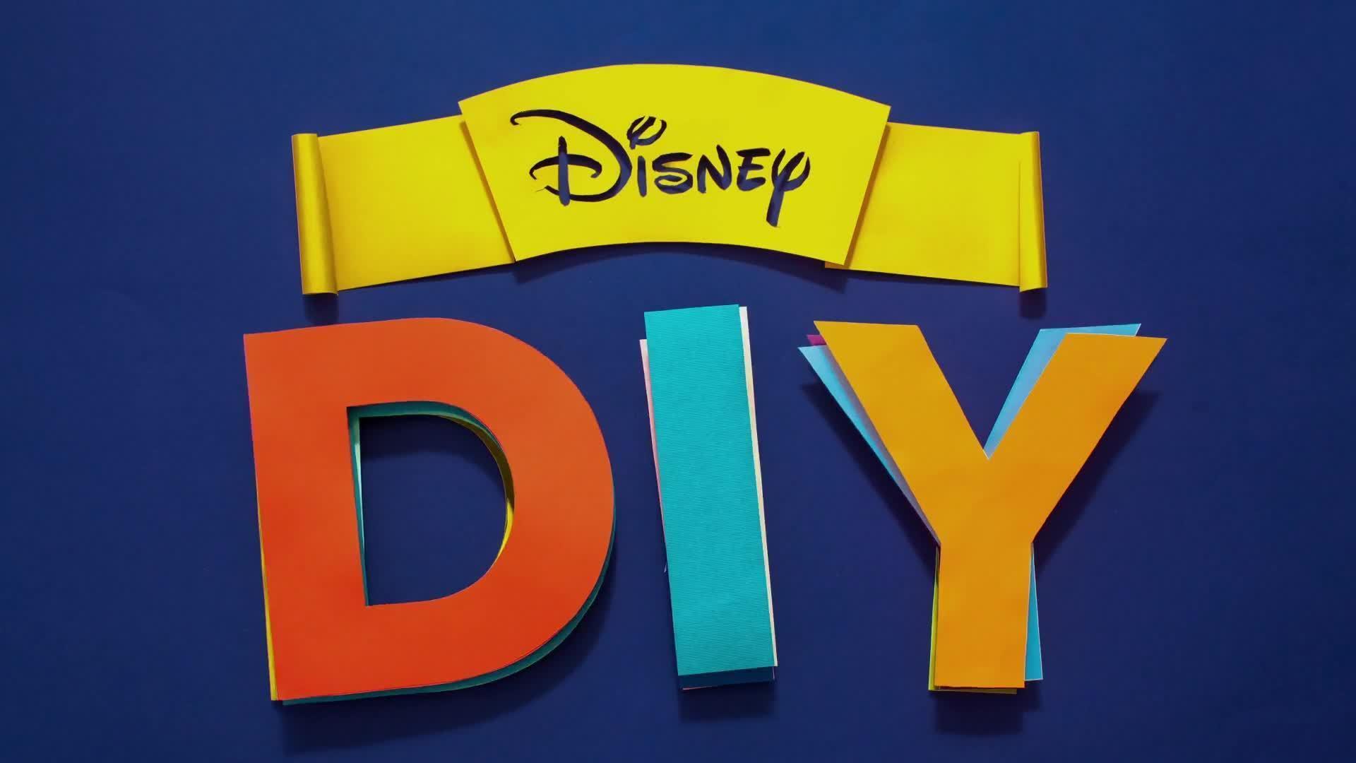 Galaxy Maze | Disney DIY