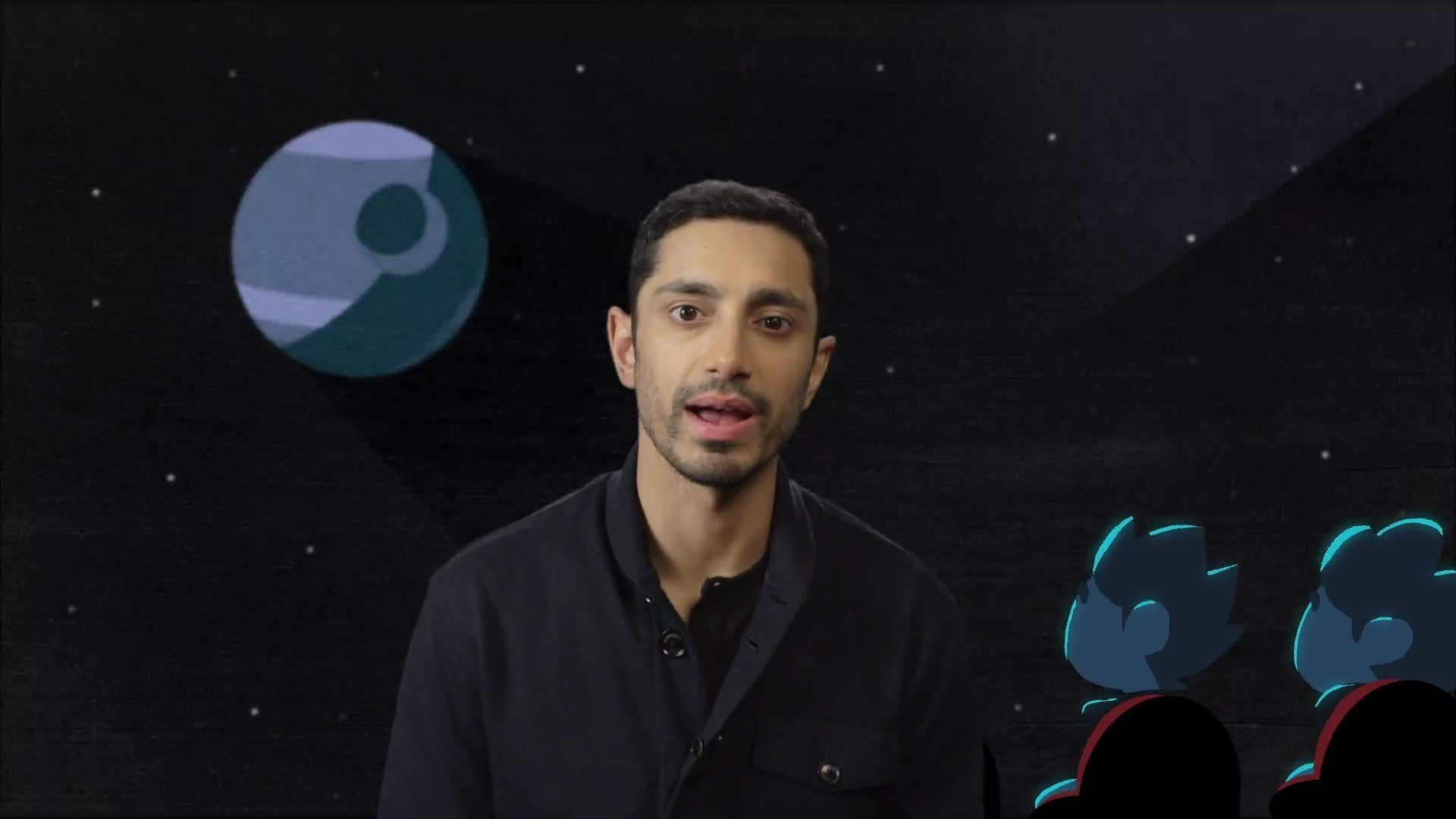 Untold: Rogue One - Meet Riz Ahmed aka Bodhi Rook