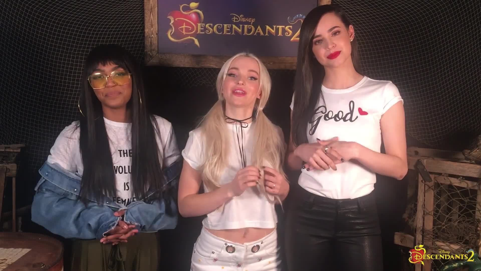 "Ways to Be Wicked (From ""Descendants 2"" / How To Video)"