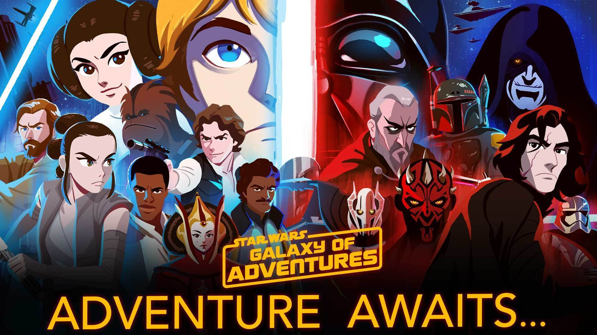 Adventure Awaits | Star Wars Galaxy of Adventures