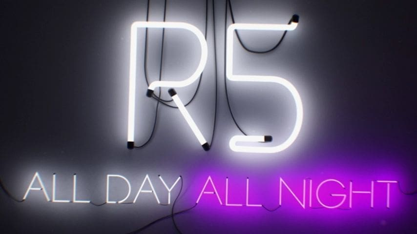 All Day, All Night: Songwriting - R5