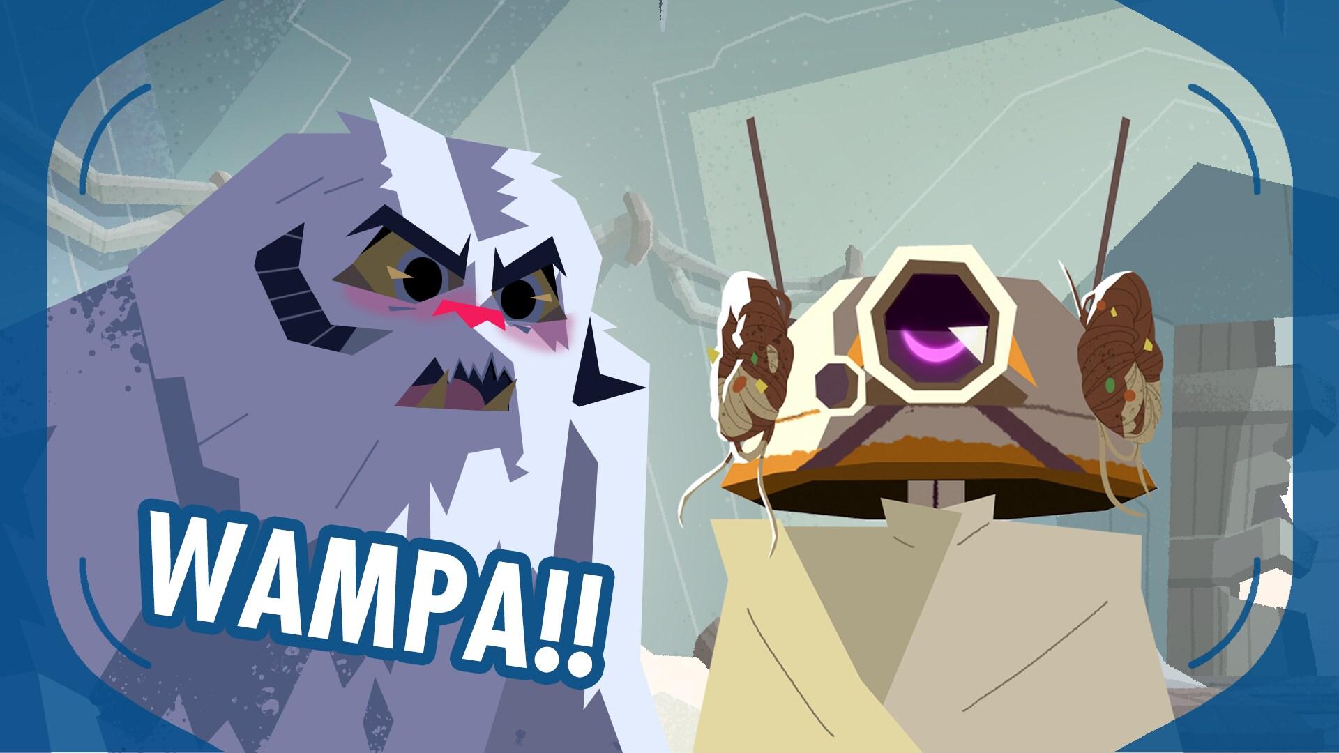 Wampa | Star Wars Galaxy of Creatures