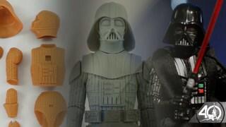 Star Wars at 40 | Darth Vader Reborn: The Story of Hasbro's Stunning New Black Series Figure