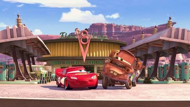 Cars Toon - Martin poids lourd