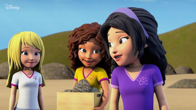 Lego Friends: New Girl In Town: Movie Trailers, Cast ...