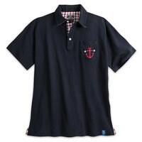 Disney Cruise Line Anchor Icon Polo Shirt