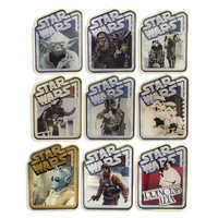 Image of Star Wars Mystery Pin Set # 1