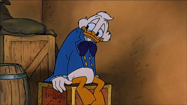 Fezzywig's - Mickey's Christmas Carol Clip