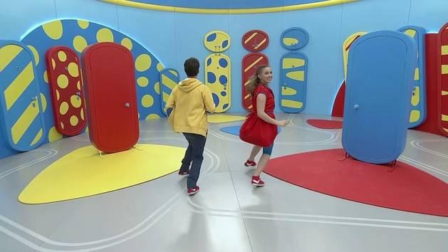 """Playground con Fer y Liesl: Video musical - """"Acertijos y escondrijos"""""""