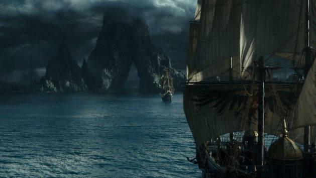 Pirates des Caraïbes : La Vengeance de Salazar | Teaser