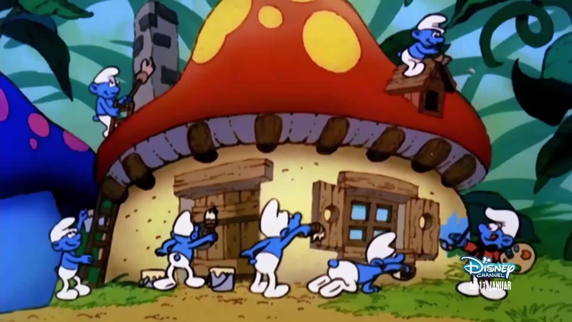Die Schlümpfe - Schlumpftruppe