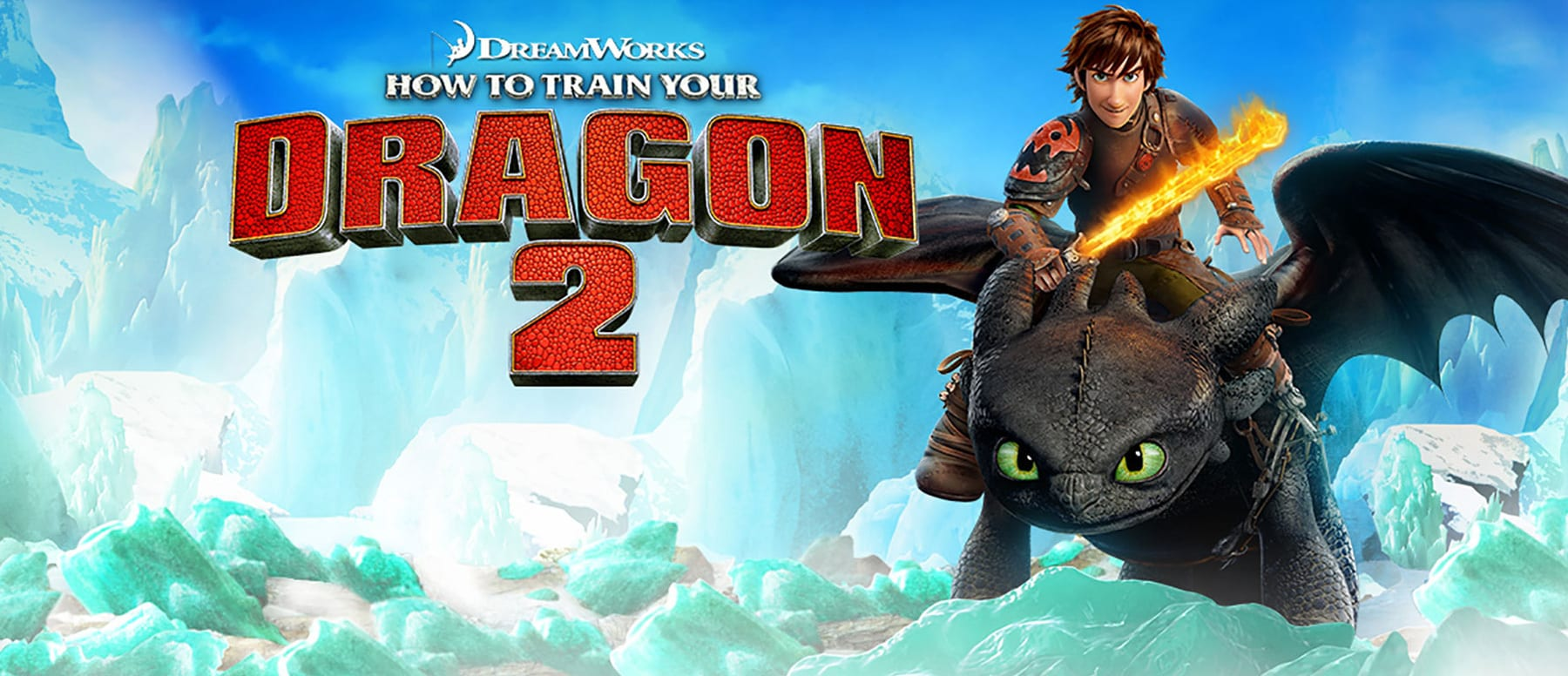 How to Train Your Dragon 2 Hero