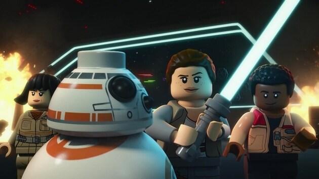 """Nuevos episodios de """"Star Wars All Stars"""" en Disney XD"""