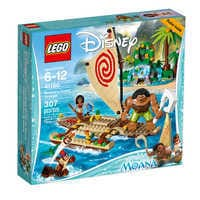 Image of Moana's Ocean Voyage Playset by LEGO # 2