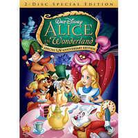 Image of Alice in Wonderland 2-Disc DVD # 1