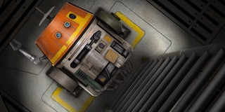 """Star Wars Rebels: """"The Machine in the Ghost"""" Short [ENG]"""