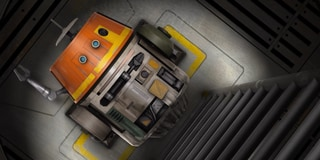 "Star Wars Rebels: ""The Machine in the Ghost"" Short"