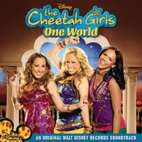The Cheetah Girls: One World: Soundtrack