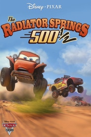 Cars Toon: Radiator Springs 500 1/2