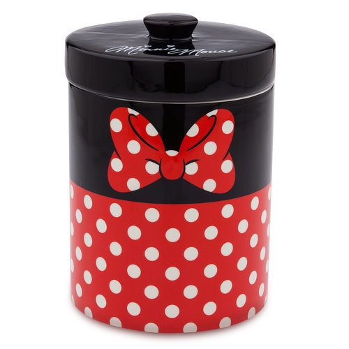 Minnie Mouse Ceramic Kitchen Canister Shopdisney
