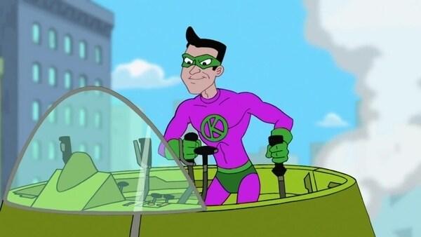 Phineas und Ferb - Der einsame Superheld