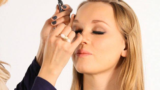 Red Carpet Ready Makeup - Disney Style DIY