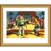 Image of Toy Story ''You're Not a Space Hero'' Giclé # 3