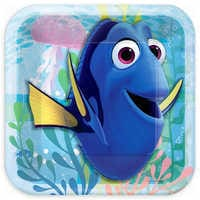 Image of Finding Dory Dessert Plates # 1