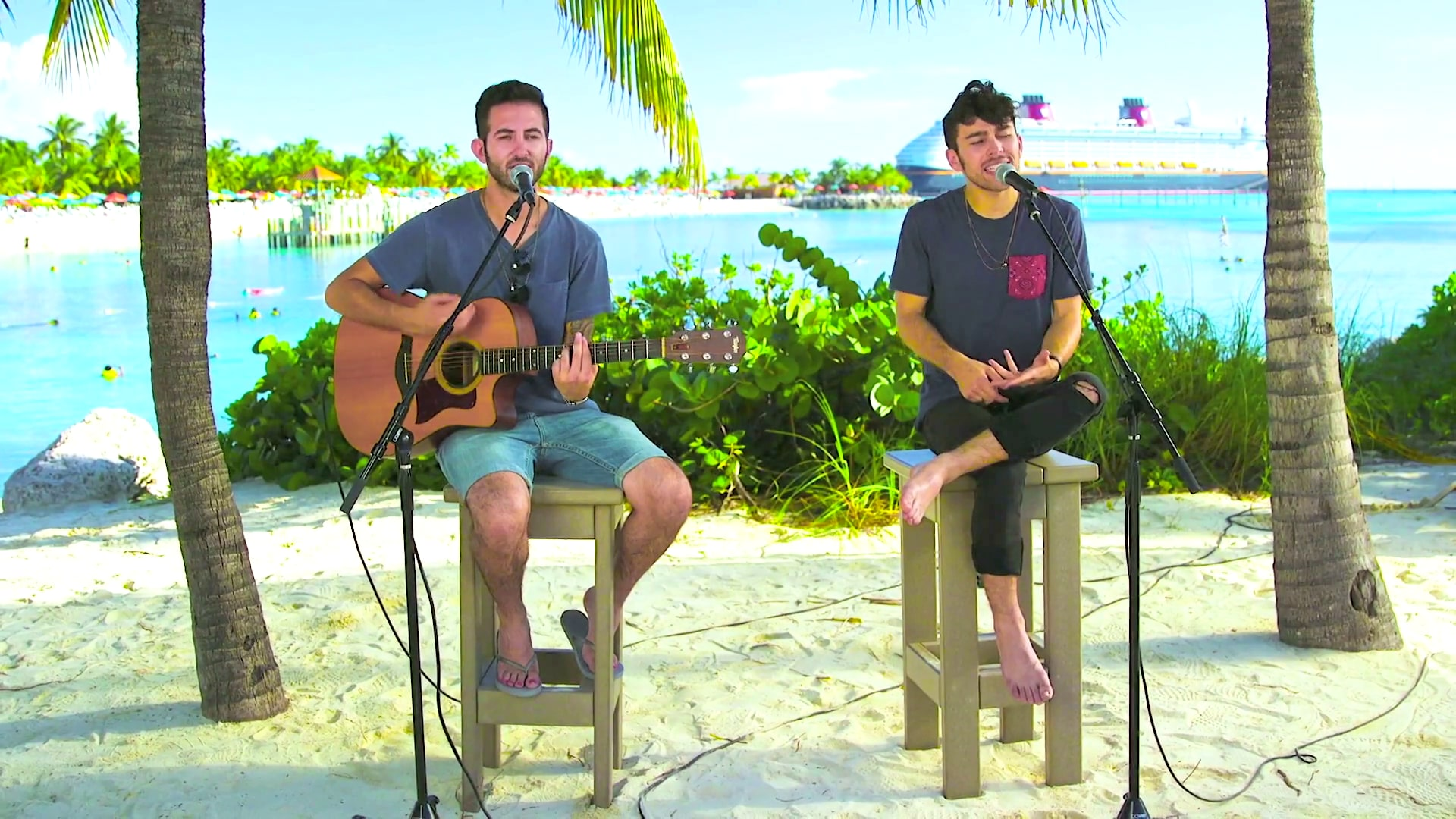 """Gibberish"" - MAX at Castaway Cay 