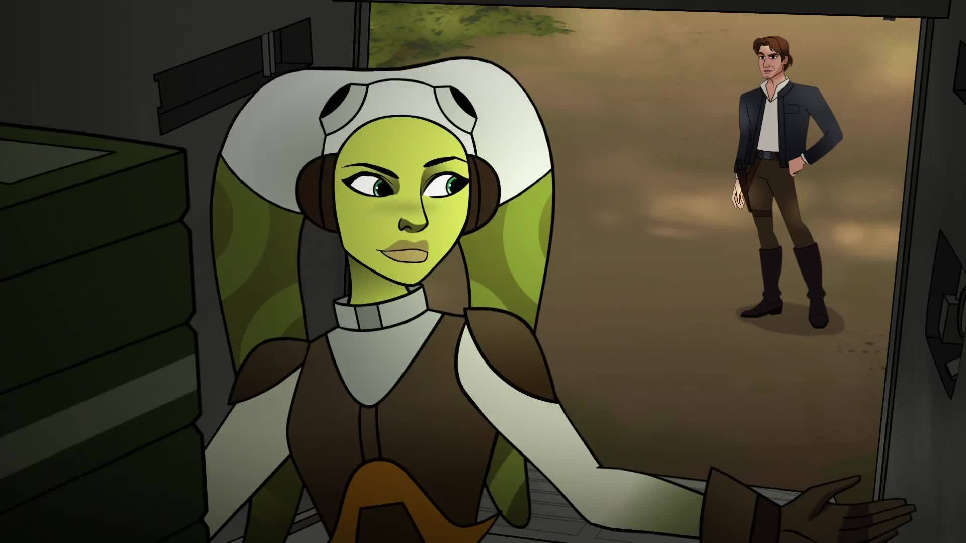 Star Wars Forces of Destiny   An Imperial Feast   Disney