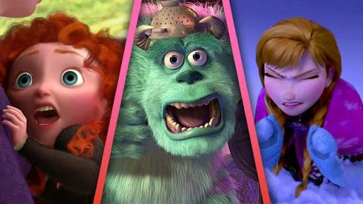 Screams - Disney Mashup