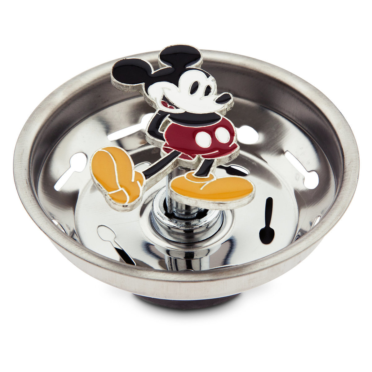Kitchen Sink Strainer Mickey mouse kitchen sink strainer shopdisney thumbnail image of mickey mouse kitchen sink strainer 1 workwithnaturefo