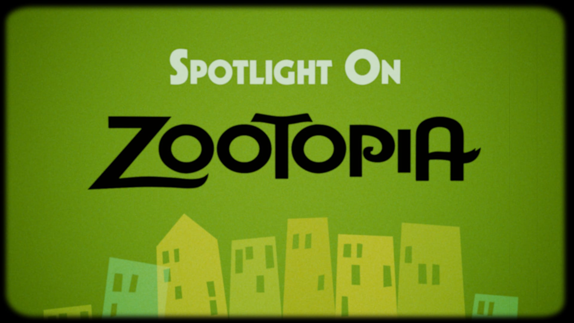 Spotlight on Zootopia | Disney