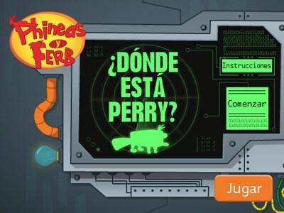 ¿Dónde está Perry?