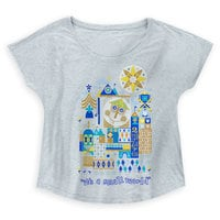 ''it's a small world'' Tee for Women