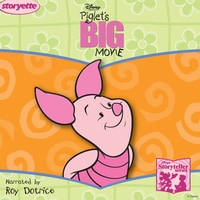 Piglet's Big Movie Storyette