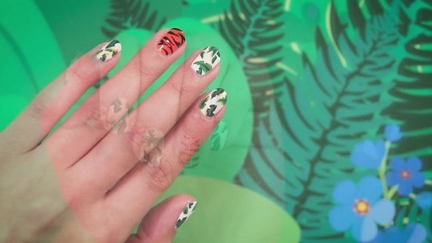How to create jungle book nail art disney style disney video video thumbnail for how to create jungle book nail art disney style prinsesfo Image collections