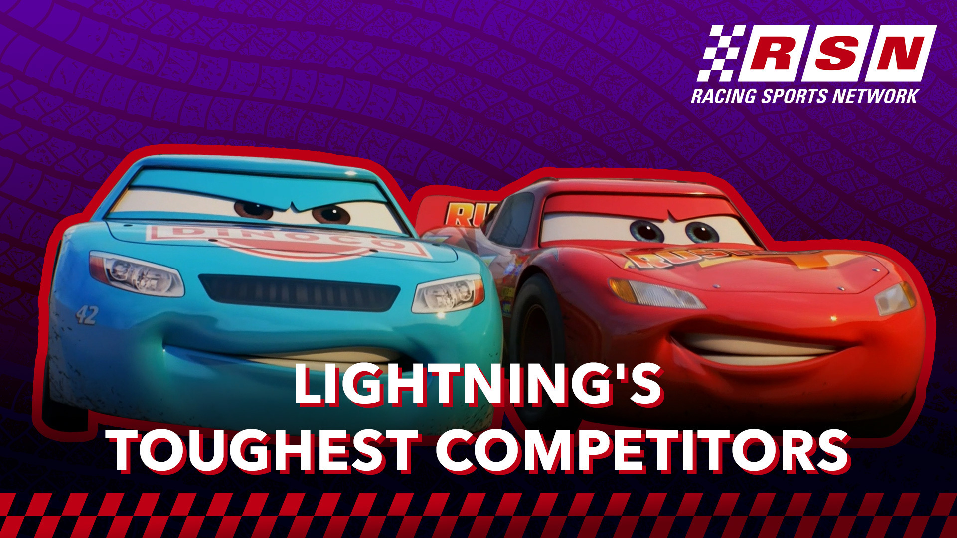 Lightning's Toughest Competitors | Racing Sports Network by Disney
