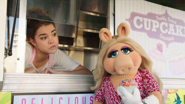 Muppisodio: Pelea de comida – Muppets 2: Los más buscados
